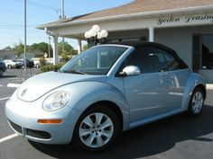 2009 #Volkswagen #New Beetle, 46,778 miles, listed on CarFlippa.com for $14,995 under used cars.