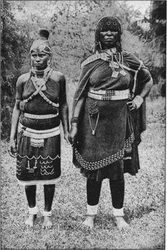 The Secret Museum of Mankind · Volume Two · Africa · Page 79 African Tribes, African Braids, African Women, African Fashion, African Style, Women's Fashion, African Culture, African History, Zulu Women