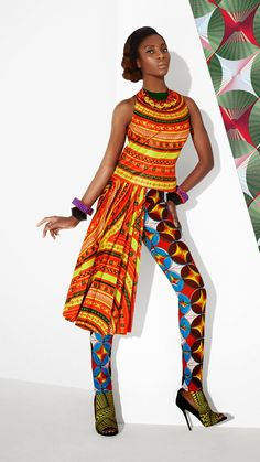 VLISCO AD CAMPAIGN (JULY) - FANTASIA