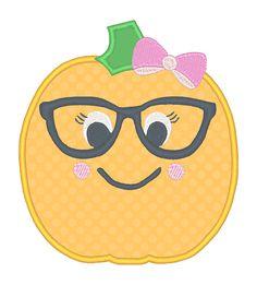 Designs :: Occasions :: Halloween :: Pumpkin Nerd Girl