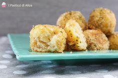 Polpette di Patate Stracchino e Quinoa