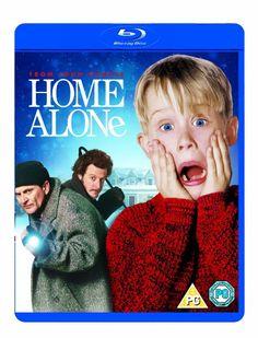 Home Alone [Blu-ray] [1990]:Amazon.co.uk:DVD & Blu-ray
