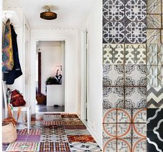 Tiled Floor Ideas | Decorenvy