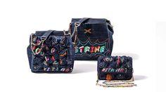 The new s/s 14 Carmen bag, tuo tua and Benedetta Bruzziches!!