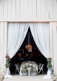 Rustic chic wedding vene : fabmood.com