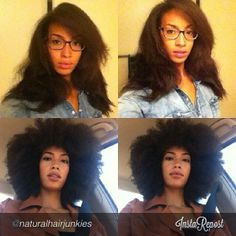 {Grow Lust Worthy Hair FASTER Naturally}>>> www.HairTriggerr.com <<<    The Fro is So much Better and Spunkier!