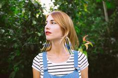 Lady Divine Handmade Beaded Earrings Made to Order by WeaveGold