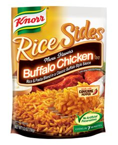 Knorr® Menu Flavors – Buffalo Chicken Sides