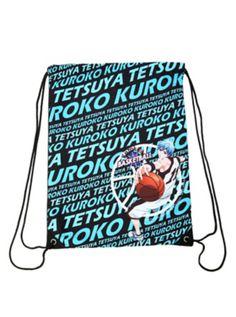 Kuroko's Basketball Cinch Back Sack