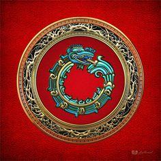 Quetzalcoatl Art for Sale