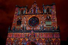 Lyon's Most Colorful Event – Fête des Lumières