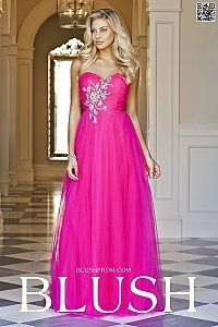 Classic prom dress #9512