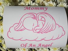 I already have a decal for my car, but I absolutely LOVE this one :)
