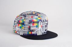 in4mation x Society6 Snapback Hat: Hollis Brown Thornton