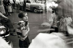 Exhibition: 'Louis Faurer' at the Fondation Henri Cartier-Bresson, Paris Henri Cartier Bresson, Louis Faurer, Straight Photography, White Photography, Monochrome Photography, Fondation Cartier, Edward Steichen, Berenice Abbott, Robert Frank