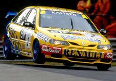 1996 BTCC Laguna