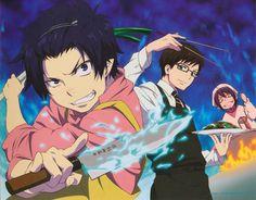 Yukio Okumura & Rin Okumura - Ao no Exorcist / Blue Exorcist Ao No Exorcist, Blue Exorcist Anime, Blue Exorcist Mephisto, Rin Okumura, Manga Anime, Anime Art, I Love Anime, Awesome Anime, Angel Of Death