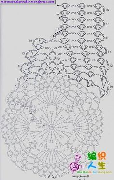 2011 noviembre « Mi Rincon de Crochet rode vestje