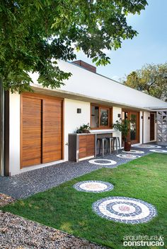 Sunroom, My Dream Home, Garden Landscaping, Beach House, New Homes, House Design, Interior Design, Outdoor Decor, Modern