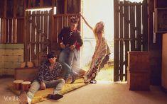 BIGBANG for Vogue Korea July 2015