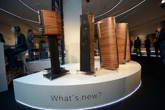 High End primeur Sonus Faber Olympica