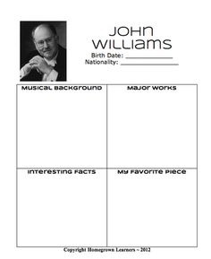 1000 Images About Bulletin Boards Composers On Pinterest