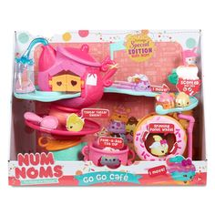 Num Noms Go Go Cafe Play Set image-2