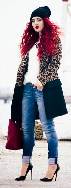 Back To Leopard by Nothing Like Fashion
