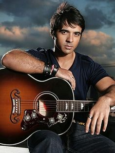 Luis Fonsi love his music!