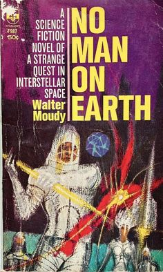 1964 Cover by Richard Powers