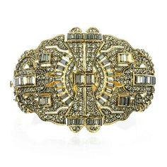 Gold Badgley Miscka  cuff