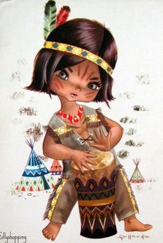 Sweet little indian