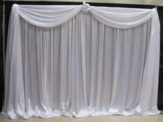 booth drape ideas | Some basic information about Pipe and drape kits_RK Pipe and drape