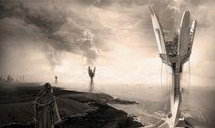 Cloud Craft: Rainmaking Skyscraper - Michael Militello, Amar Shah - Concours eVolo