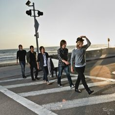 Switchfoot, the very first Christian band I ever listened to :)