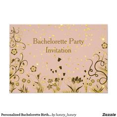 150 best invitations images on pinterest vip lyrics and text messages personalized bachelorette birthday party invitatio 9 cm x 13 cm invitation card stopboris Images