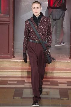 Lanvin Fall 2015 Menswear - Collection - Gallery - Style.com