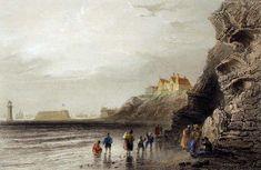 Brighton Sea, New Brighton, Irish Sea, Seaside Resort, Sandy Beaches, Cover Photos, Lighthouse, England, Rock