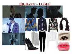 BIGBANG - LOSER (T.O.P) outfits