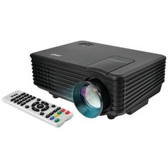Pyle Pro Prjg88 Compact 1080p Multimedia Projector (pack of 1 Ea)