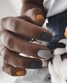 Cute Nail Polish, Nail Polish Blog, Cute Nails, Short Nail Manicure, Gel Nails, Stylish Nails, Trendy Nails, Country Nails, Funky Nails