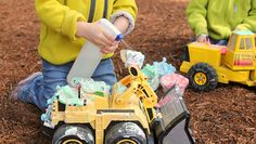 Summer Activity: Colorful Car Wash | eHow Mom | eHow