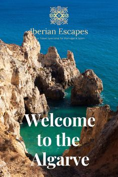 Close to the west coast, In a sea of beaches, grottoes and sandstone cliffs, stands Lagos, one of the most beautiful towns in the Algarve coastline. #lagosportugal #beautifulplaces Algarve, Walking Map, Portugal, Famous Beaches, Cod Fish, Yet To Come, Sandy Beaches, Fish And Seafood, Lakes