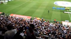 O hino da nossa Nação - Atlético 2x1 Racing (Libertadores 2016)