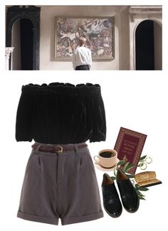 """""""Let's look at each other forever."""" by ballrooms-of-mars ❤ liked on Polyvore featuring Warm"""
