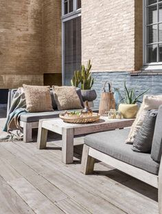 Outdoor Themed Living Room Outdoor Living Spaces With Outdoor Patio Inspiration With Small Outdoor Living Spaces On A Budget With Hunting Lodge Themed Outside Furniture, Lounge Furniture, Garden Furniture, Outdoor Furniture Sets, Outdoor Lounge, Outdoor Seating, Outdoor Spaces, Outdoor Living, Outdoor Decor