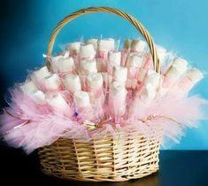 más y más manualidades: 15 Hermosas ideas para un baby shower rosa