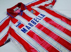 Despite the defeat to #FCB last night.  This #Atletico #Madrid shirt is still an absolute belter.