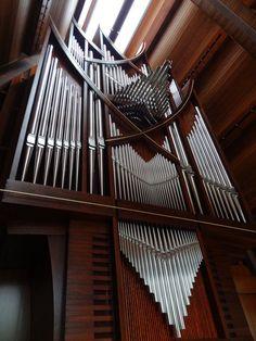 Dobson organ, Opus 89; Sykes Chapel, University of Tampa; III/47/56, 2011