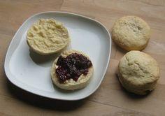 Schnelle Sonntagsbrötchen (aus Quarkteig) - sunday buns made of curd cheese dough